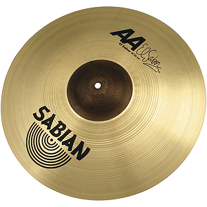 Sabian AA El Sabor Crash Cymbal - Brilliant - 18-inch