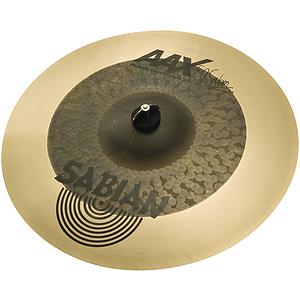Sabian AAX El Sabor Picante Hard Crash Cymbal - 18-inch