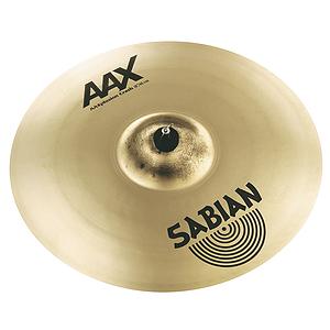 Sabian AAX AAXPlosion Crash Cymbal - Brilliant - 18-inch