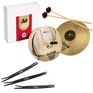Sabian AA Concert Cymbal Pack
