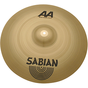 "Sabian 19"" AA Rock Crash Cymbal 19"""