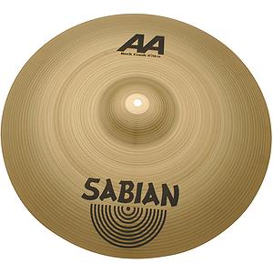 """Sabian 19"""" AA Rock Crash Cymbal 19"""""""