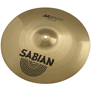 "Sabian AA French 19"" Cymbals, Pair"