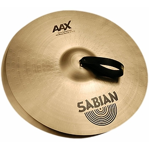 Sabian AAX New Symphonic Cymbals Medium Heavy Pair - 19""