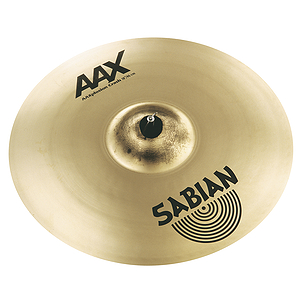Sabian AAX AAXPlosion Crash Cymbal - Brilliant - 19-inch