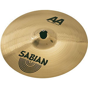 "Sabian AA Thin Crash Cymbal 20"" - Brilliant"
