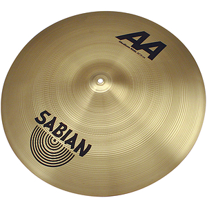 Sabian AA Medium Ride Cymbal - Brilliant - 20-inch