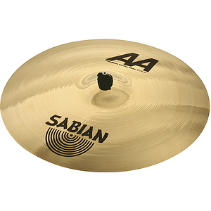 Sabian AA Medium Heavy Ride Cymbal - Brilliant - 20-inch