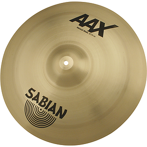 Sabian AAX Metal Ride Cymbal - Brilliant - 20-inch