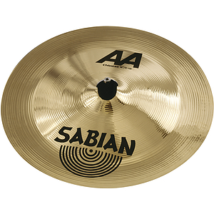 "Sabian AA China 20"" Cymbal, Brilliant"
