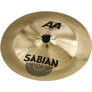 """Sabian AA China 20"""" Cymbal, Brilliant"""
