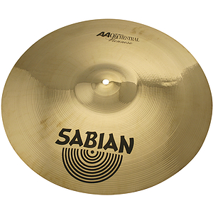 "Sabian AA Viennese 20"" Cymbals, Pair"