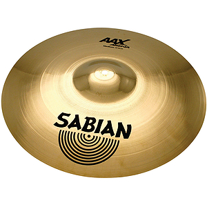 "Sabian AAX Arena Medium Marching Cymbals (Pair), 20"" - Brilliant"