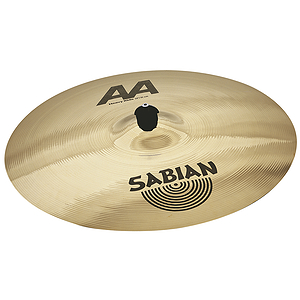 Sabian AA Heavy Ride Cymbal - Brilliant - 20-inch