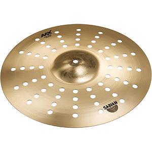 """Sabian AAX Aero Crash Cymbal 20"""" - Brilliant"""