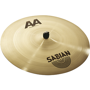 Sabian AA Dry Ride Cymbal - 21-inch
