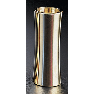 Dunlop Concave Brass Slide - Med/Heavy Wall