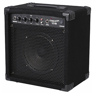 Fender Starcaster 15B Bass Guitar Amplifier