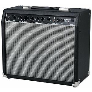 Fender Starcaster 25R Guitar Amplifier w/reverb