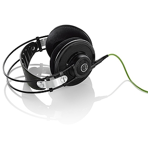 AKG Quincy Jones Q701 Premium Headphones - Black