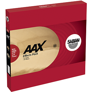 Sabian AAX Effects Cymbal Pack