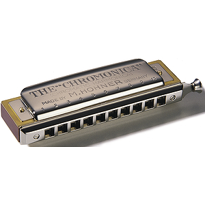 Hohner Chromonica 40 Chromatic Harmonica - Key of G