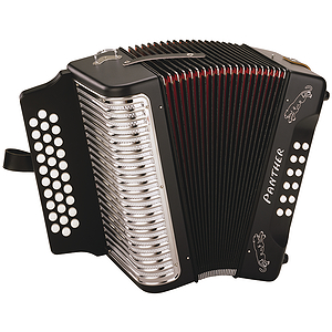 Hohner Panther Beginner Diatonic Accordion