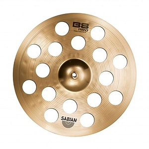 Sabian B8 Pro O-Zone Crash Cymbal, 16&quot;