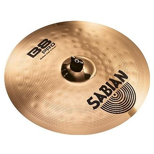 Sabian B8 Pro Medium Crash Cymbal, 16""