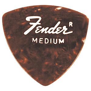 Fender® 346 Model Picks - Medium, Shell - 72 picks