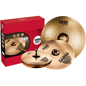 Sabian B8 Pro Performance Set Cymbal Pack