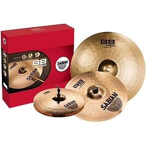 Sabian B8 Pro Rock Cymbal Pack