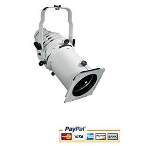 Altman 360Q Ellipsoidal Stage Light - White Finish, 6x12 model