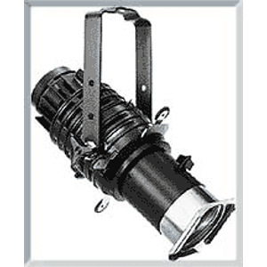 "Altman 3.5Q 3.5"" Ellipsoidal Spotlight"
