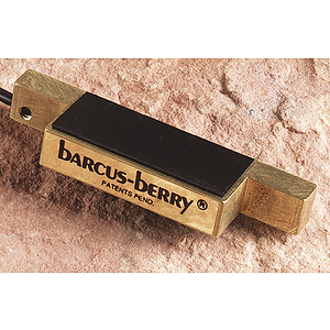 Barcus-Berry Planar Wave Piano Pickup/Preamp System