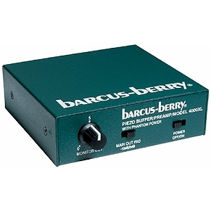 Barcus-Berry 4000 PREAMP ONLY for Barcus-Berry 4000 pickup system