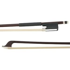 Glasser Fiberglass Cello Bow, Horsehair, 1/2 Half Size