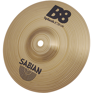 Sabian B8 Splash Cymbal - 8-inch