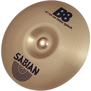 Sabian B8 China Splash Cymbal - 10-inch
