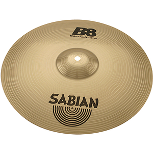 Sabian B8 Thin Crash Cymbal - 14-inch