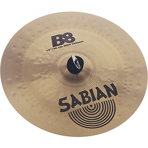Sabian B8 Mini China Cymbal - 14-inch