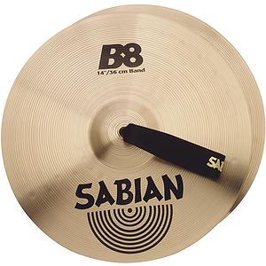 """Sabian B8 Band 14"""" Cymbals, Pair"""