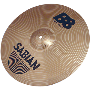 Sabian B8 Thin Crash Cymbal - 15-inch