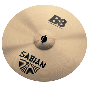 Sabian B8 Rock Crash Cymbal - 18-inch