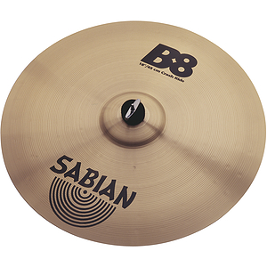 Sabian B8 Crash/Ride Cymbal - 18-inch