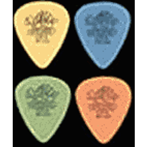 Dunlop Tortex Standard Picks - .73mm Yellow, Bag of 72
