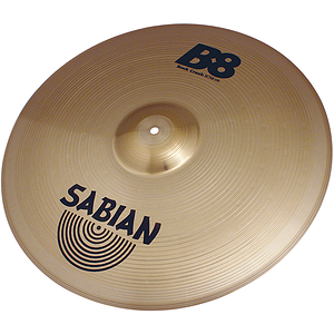 "Sabian B8 Rock Crash 19"" Cymbal"