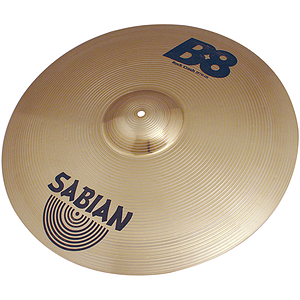 "Sabian B8 Rock Crash 20"" Cymbal"