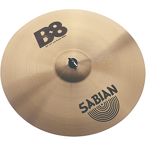 Sabian B8 Rock Ride Cymbal - 20-inch