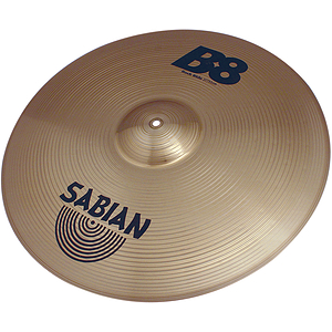 Sabian B8 Rock Ride Cymbal - 21-inch